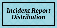 Distribuzione dei rapporti sugli incidenti