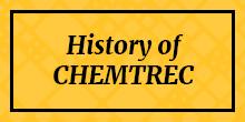 Storia di CHEMTREC