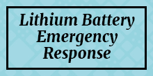 Risposta di emergenza della batteria al litio